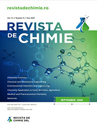 REVISTA DE CHIMIE Latest Issue